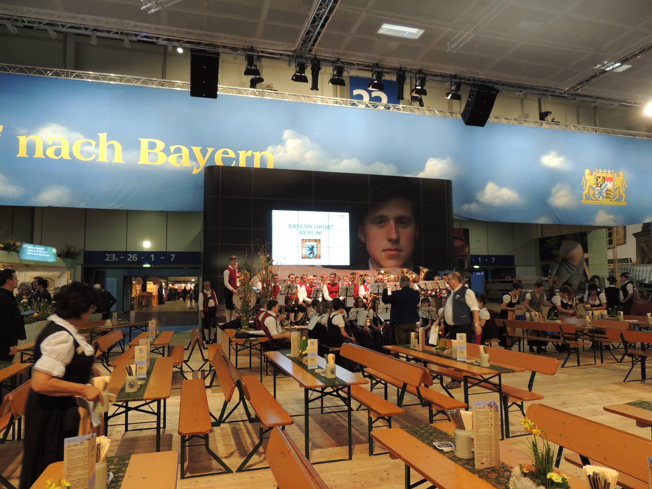 18.01.2015 – IGW BERLIN