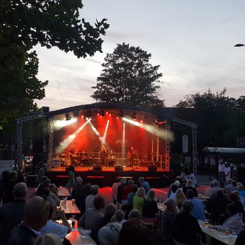 08.2018 1. Lüdenscheider Jazzfestival