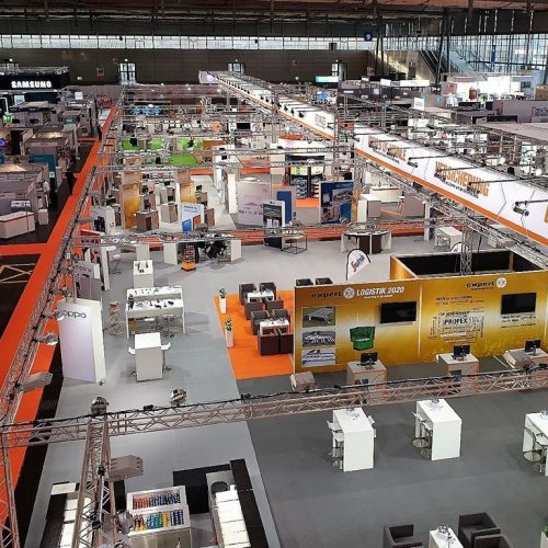 02.2020 Hausmessen in Hannover und Dortmund